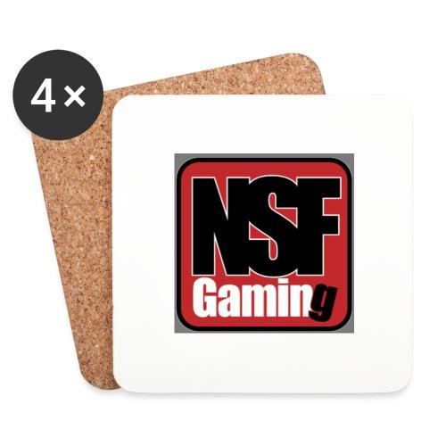 NSFGaming - Underlägg (4-pack)