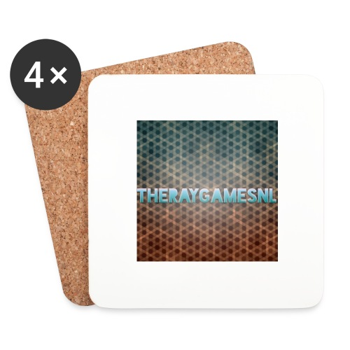 TheRayGames Merch - Coasters (set of 4)