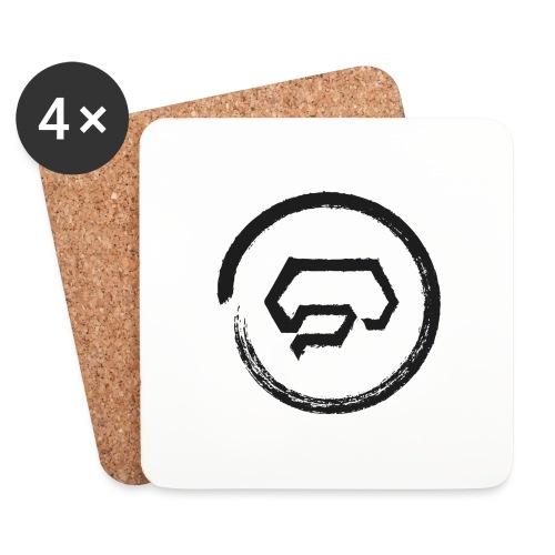Logo idee - Coasters (set of 4)