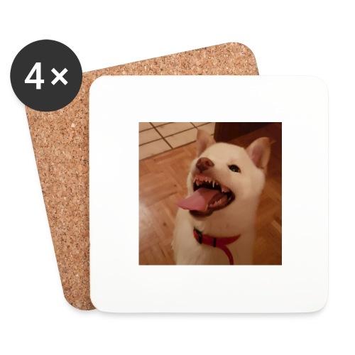 Mein Hund xD - Untersetzer (4er-Set)