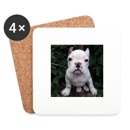 Billy Puppy 2 - Onderzetters (4 stuks)