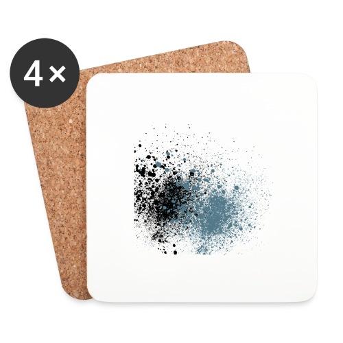 färger - Underlägg (4-pack)