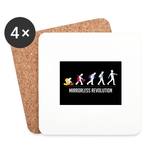 mirrorless evolution - Posavasos (juego de 4)