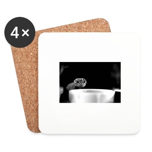 lisko - Lasinalustat (4 kpl:n setti)