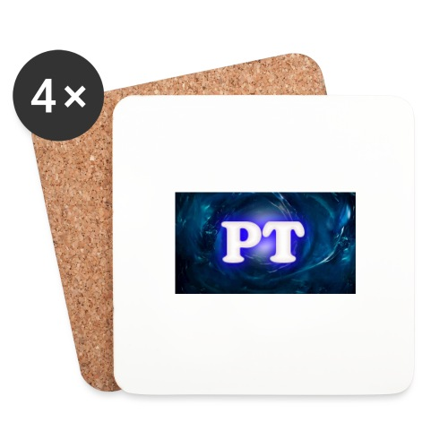 Project T Logo - Coasters (set of 4)
