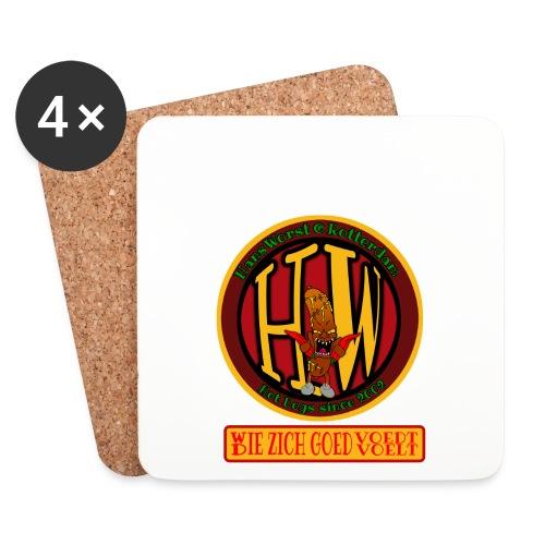 wie en die png - Coasters (set of 4)