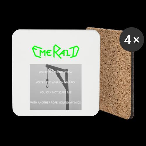 Emerald - Untersetzer (4er-Set)