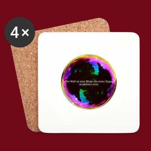 Blase - Untersetzer (4er-Set)