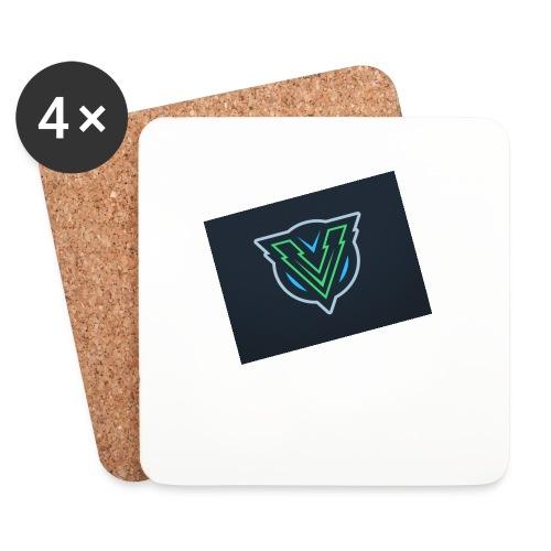vertex gaming sachen - Untersetzer (4er-Set)