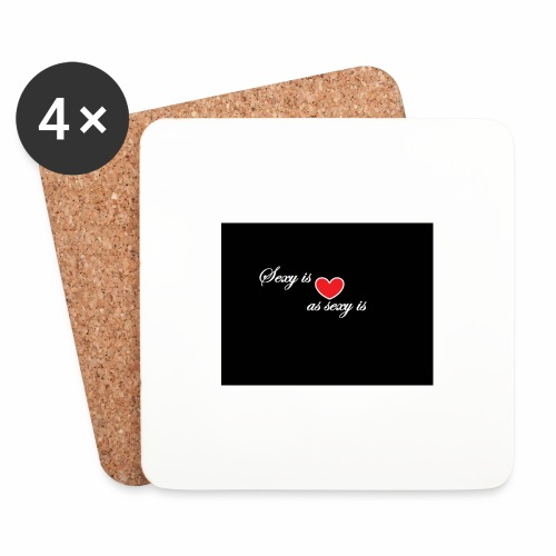 LoveYourselfTheMost - Coasters (set of 4)