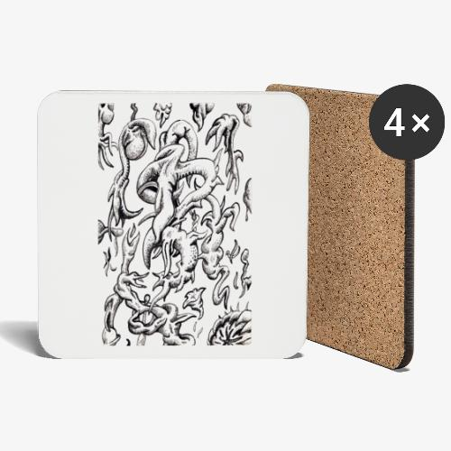 Airbourne Fauna - Coasters (set of 4)