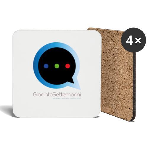GS Model - Sottobicchieri (set da 4 pezzi)