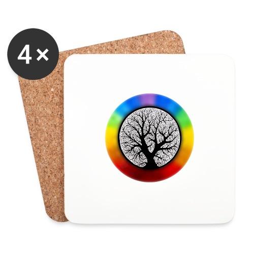 tree of life png - Onderzetters (4 stuks)