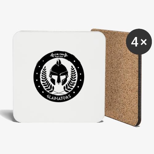 Gym Pur Gladiators Logo - Coasters (set of 4)
