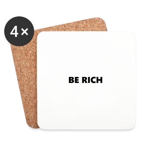 RICH S6 - Onderzetters (4 stuks)