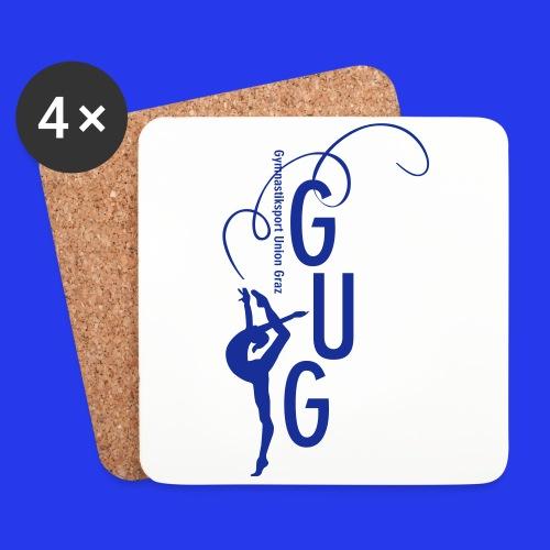 GUG logo - Untersetzer (4er-Set)