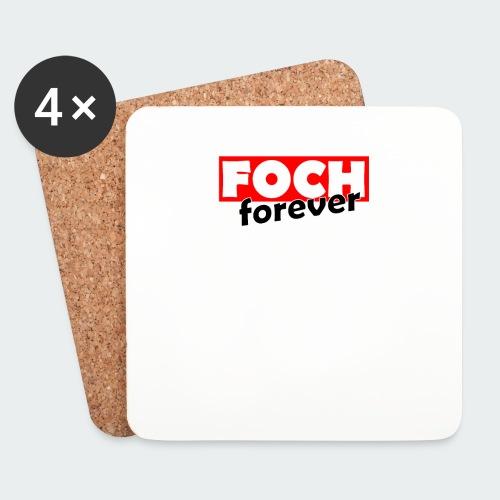 Damska Koszulka Premium FOCH - Podstawki (4 sztuki w zestawie)