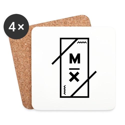 MX_9000 - Onderzetters (4 stuks)