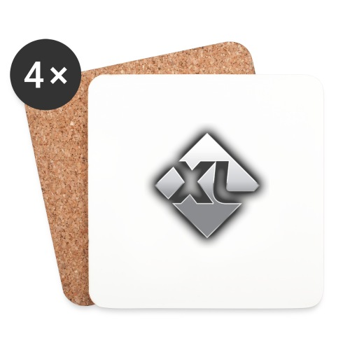xLight Avatar Transpartent png - Coasters (set of 4)