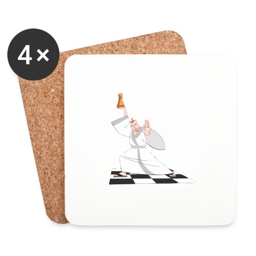 Tell it to the hand! - Coasters (set of 4)