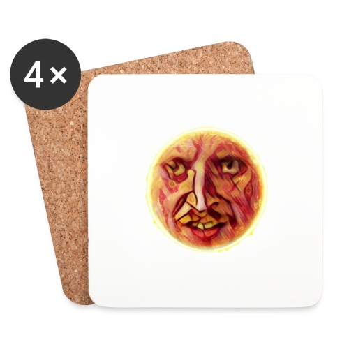 Ginger Sun - Coasters (set of 4)