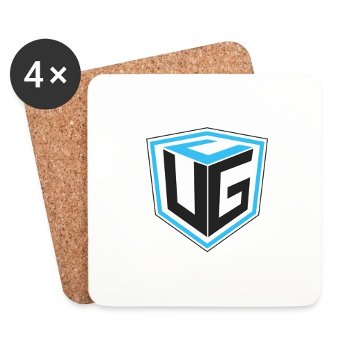 Ultimate Gaming Community Cube - Untersetzer (4er-Set)
