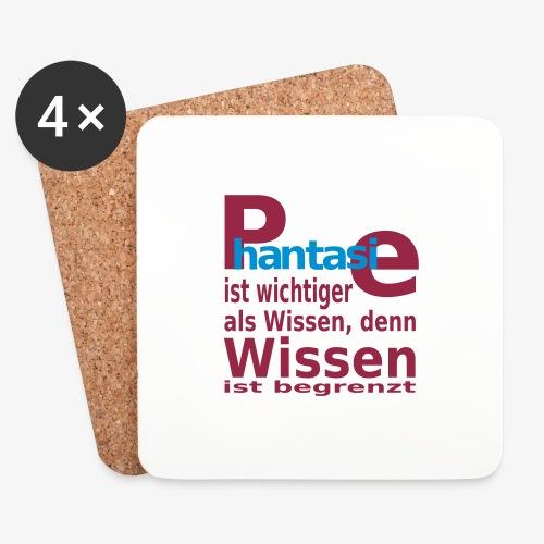 Phantasie - Untersetzer (4er-Set)