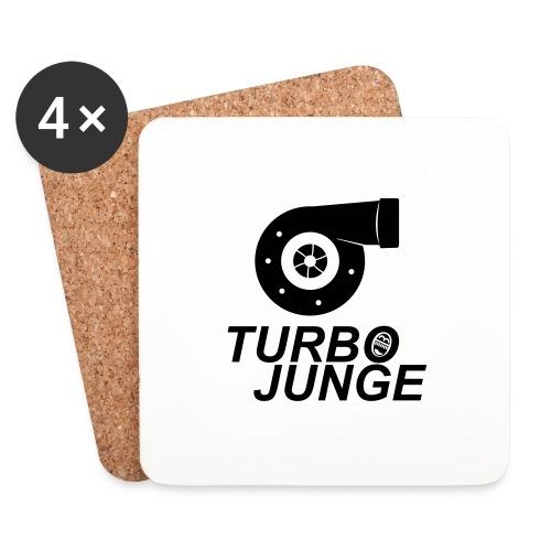 Turbojunge! - Untersetzer (4er-Set)