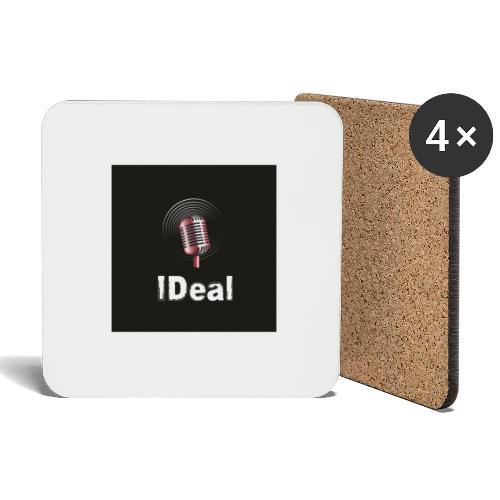Music by IDeal - Underlägg (4-pack)