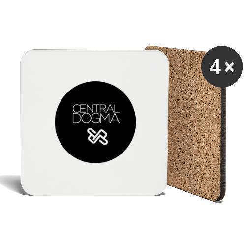 Central Dogma - Posavasos (juego de 4)