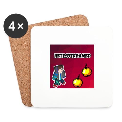 Logo kleding - Onderzetters (4 stuks)