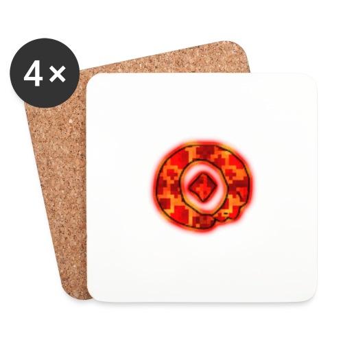 Omega O - Coasters (set of 4)