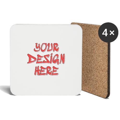 TextFX - Coasters (set of 4)