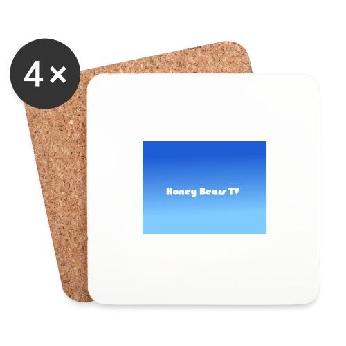 Honey Bears TV Merch - Coasters (set of 4)