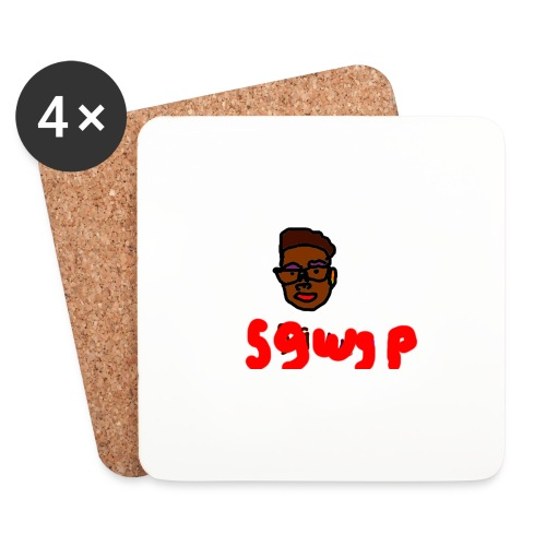 logosgwsp - Onderzetters (4 stuks)