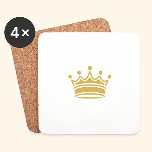 crown - Coasters (set of 4)