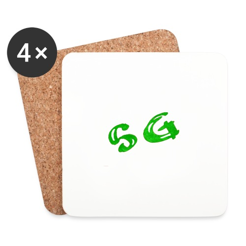 StreamGangster - Onderzetters (4 stuks)