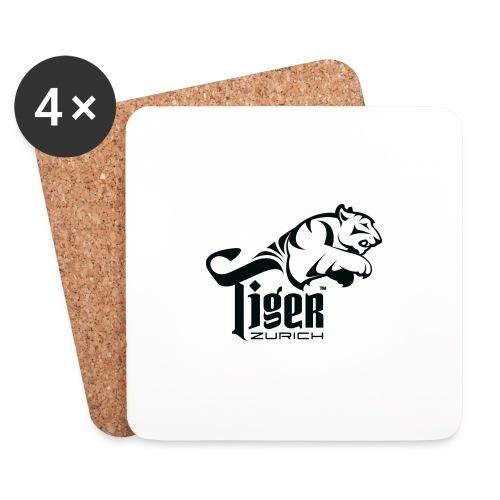TIGER ZURICH digitaltransfer - Untersetzer (4er-Set)