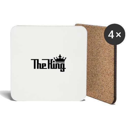 TheKing - Untersetzer (4er-Set)