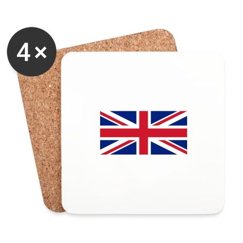 United Kingdom - Coasters (set of 4)