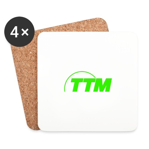 TTM - Coasters (set of 4)