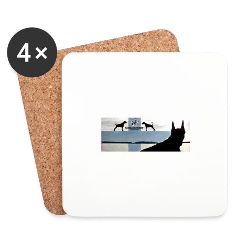 FBtausta - Lasinalustat (4 kpl:n setti)