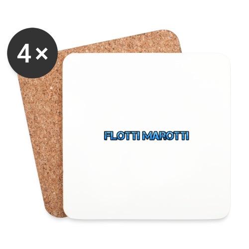 Flotti Marotti Blue (Skate) - Untersetzer (4er-Set)