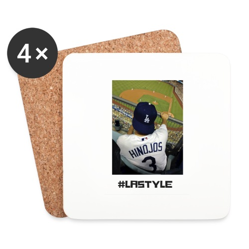 L.A. STYLE 1 - Coasters (set of 4)