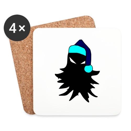 tricolored - Lasinalustat (4 kpl:n setti)