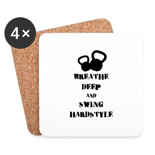 Kettlebell Breathe - Podstawki (4 sztuki w zestawie)