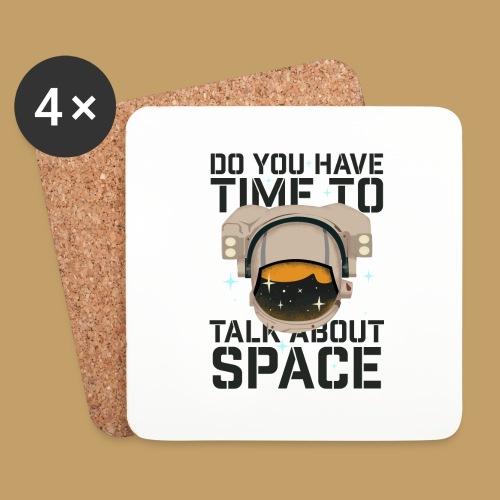 Time for Space - Podstawki (4 sztuki w zestawie)