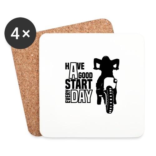 Have a good Start MX (HQ) - Untersetzer (4er-Set)