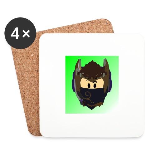 AN1MAYTRZ logo - Coasters (set of 4)