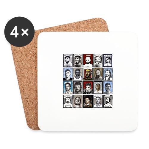 ACEO - Sottobicchieri (set da 4 pezzi)
